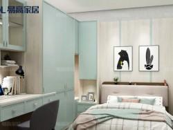 易高家居-现代中式新品系列儿童房