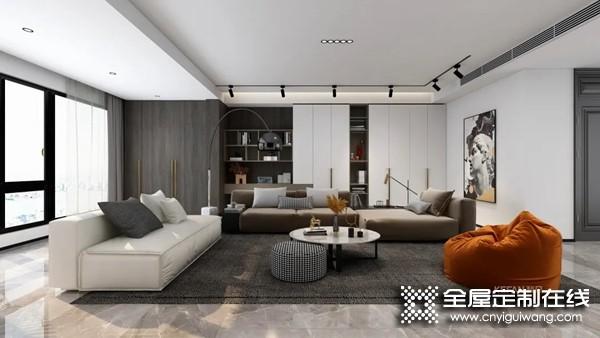 科凡定制·197㎡居室丨推翻精装房设计,从毛坯开始重塑生活模样!