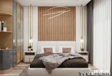 德维尔简奢全屋定制这8套轻奢风卧室设计,谁看了谁爱!