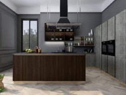 SAKURA樱花整体厨房·衣柜-挪威的森林系列产品