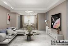 德维尔简奢全屋定制150㎡现代风这样设计 ,让人越住越喜欢!