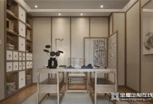 利百佳|中式书房设计,带你感受不一样的书香气息!